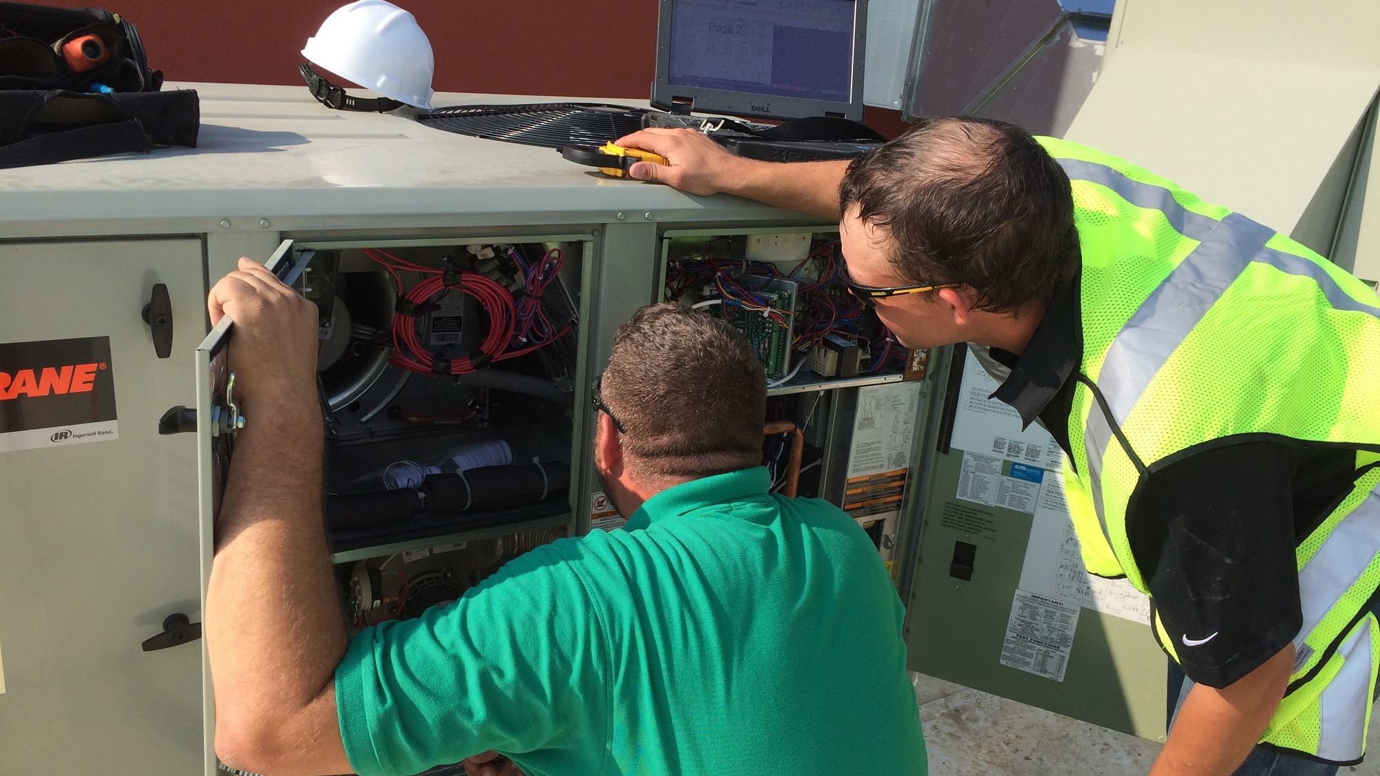 Troubleshooting Air Balance With Mechanical Contractors