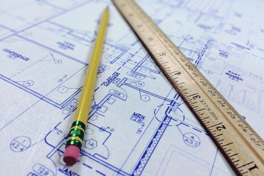construction industry blueprint